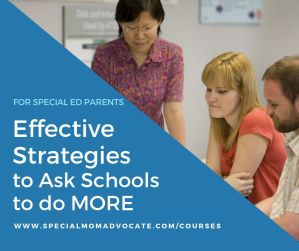 Effective Strategies to Ask Schools to Do MORE
