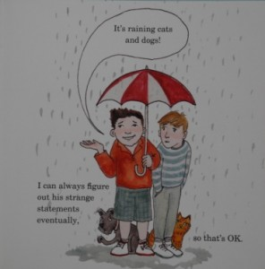 Page from Why Johnny Doesn't Flap: NT is OK! by Gail Morton, Clay Morton,