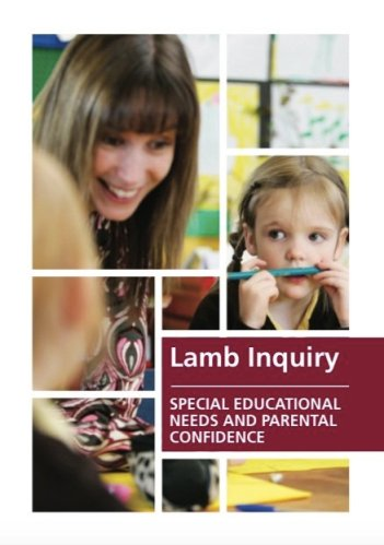 Lamb Inquiry front cover