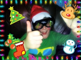 "The 12 ""Dos"" of Christmas for special needs parents"