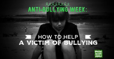 Anti-Bullying Week: How to help a victim of bullying