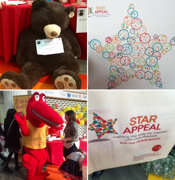 Star Appeal & Roald Dalh's Marvellous Children's Charity