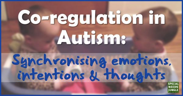 Co-regulation in Autism