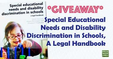 SEND and Discrimination in Schools, A Legal Handbook, review.