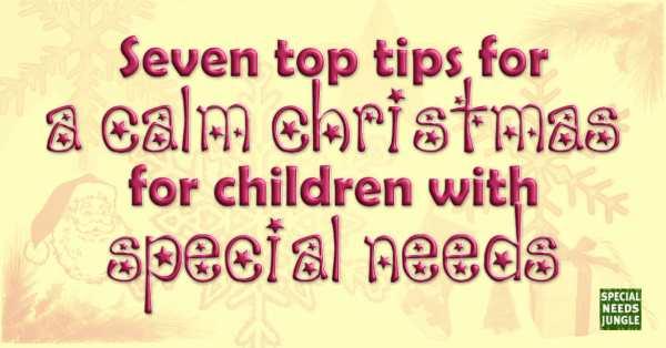 7 top tips calm christmas