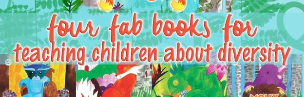 Truth and Tails, four fab books for teaching children about diversity