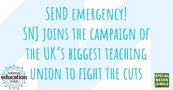 SEND emergency SNJ joins the campaign of the UK's biggest teaching union to fight the cuts