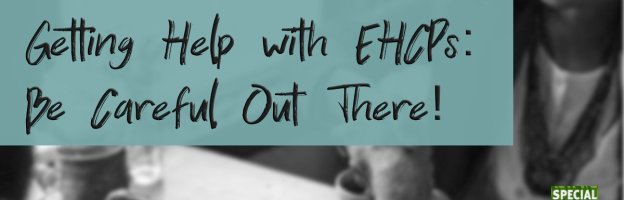 Getting Help with EHCPs: Be Careful Out There!