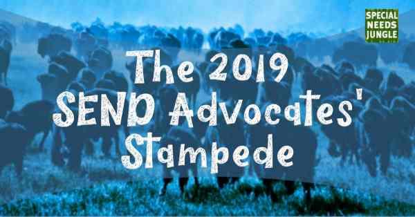 The 2019 SEND Advocates' Stampede