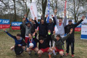 8ème tournoi national de football à 7-SKF Meet The World