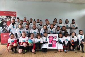 Journée Foot Féminin en Unifié 2019