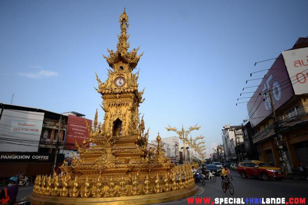 Visiter Chiang Rai - Clock Tower