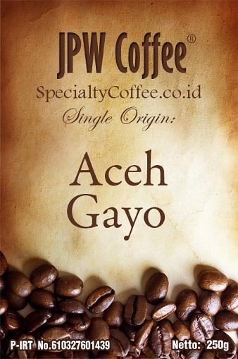 kopi dari daerah gayo aceh