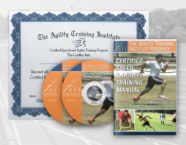 The Agility Training Institute's Certified Speed & Agility