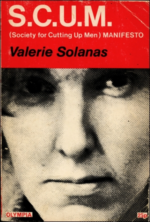 Image result for Valerie Solanas