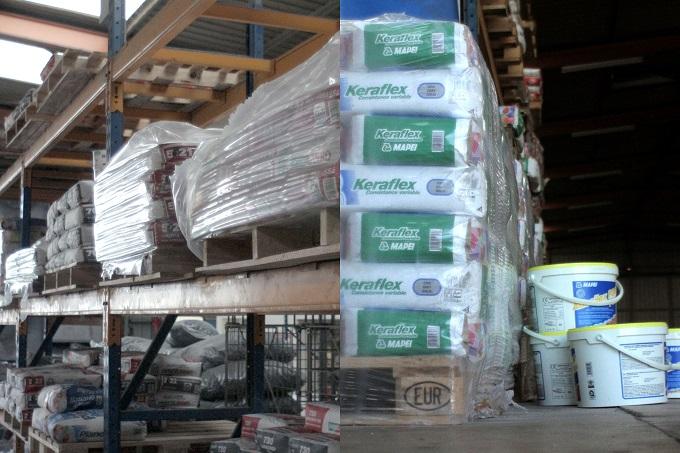 Une gamme complète de colles, mortiers colles et joints formulés pour répondre aux nombreuses contraintes de chantiers.