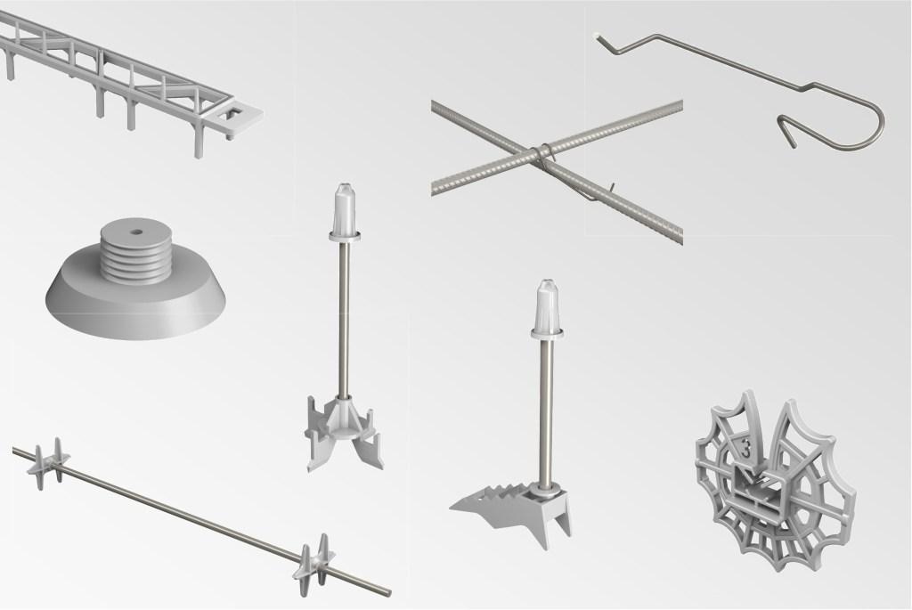 accessoires béton pour préfabrication industrie