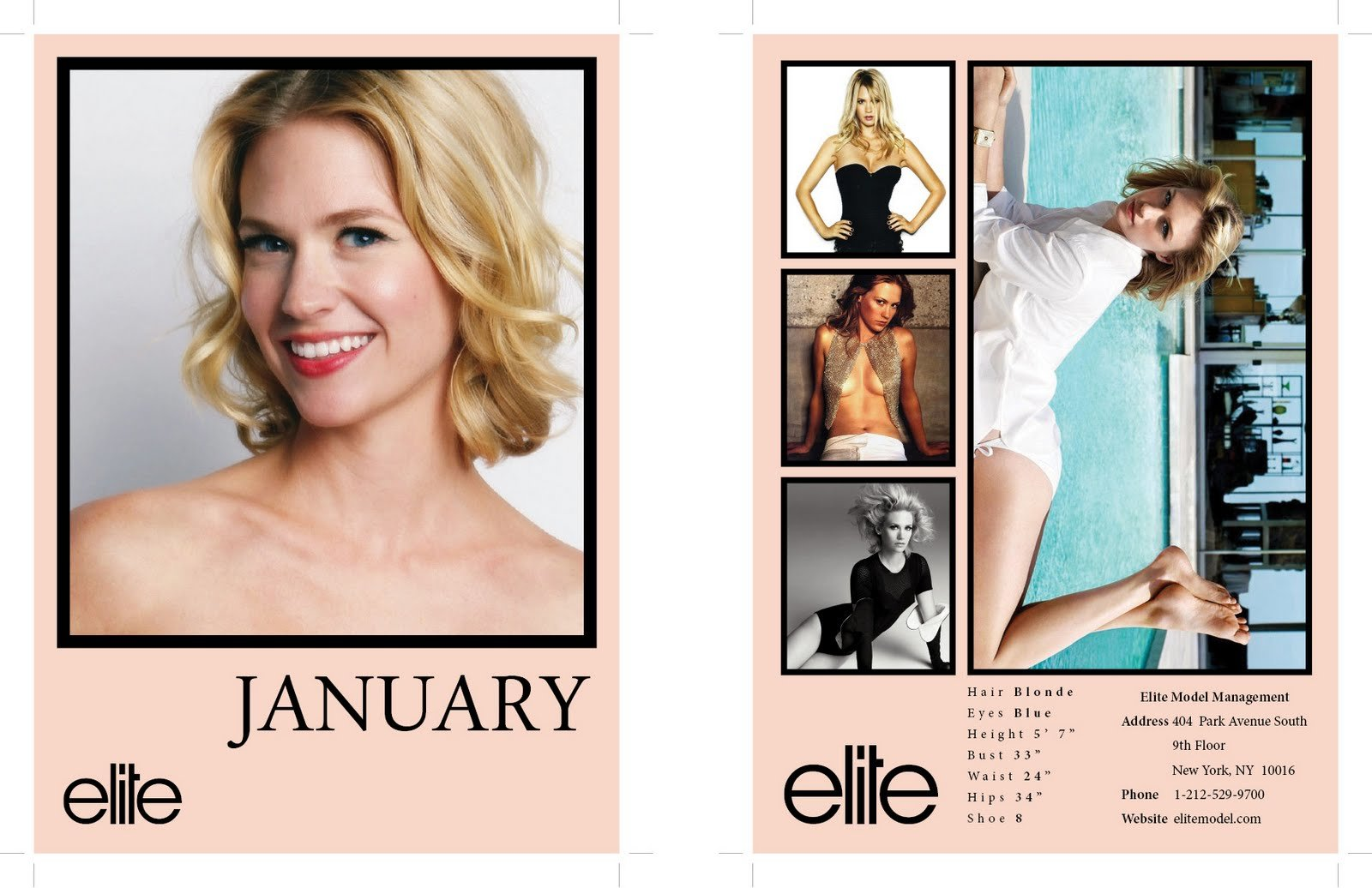 How to speak like a model glamour crystals for Free model comp card template psd