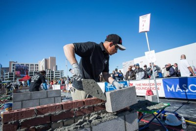 SPEC MIX BRICKLAYER 500 Sponsor, MCAA