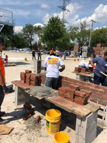 2019 JR SPEC MIX BRICKLAYER 500 Apprentice Competition