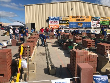 SPEC MIX BRICKLAYER 500 Iowa Regional Series