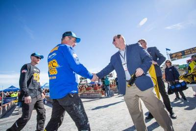 Stabila Levels at the 2020 SPEC MIX BRICKLAYER 500
