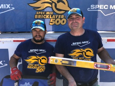 SPEC MIX BRICKLAYER 500 OKLAHOMA REGIONAL SERIES - 2ND PLACE