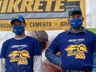 SPEC MIX BRICKLAYER 500 WEST TENNESSEE REGIONAL SERIES