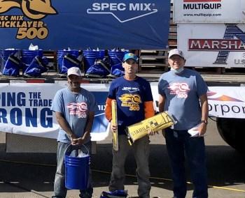 SPEC MIX BRICKLAYER 500 Arizona Regional Series