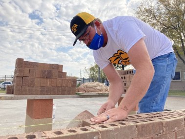 SPEC MIX JUNIOR BRICKLAYER 500 - NORTH TEXAS 2020