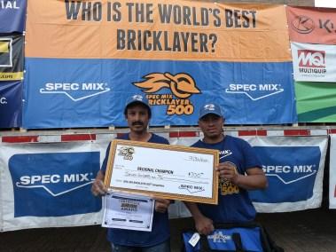 2021 SPEC MIX BRICKLAYER 500 Washington D.C. Regional Series