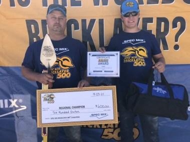 2021 SPEC MIX BRICKLAYER 500 Oklahoma Regional Series