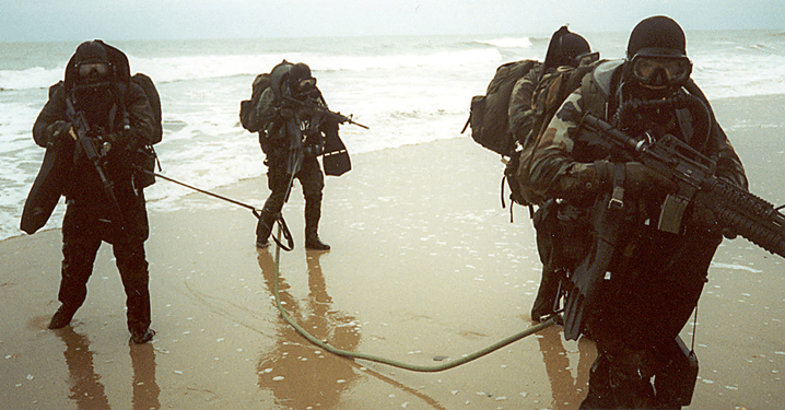 Force Recon Members
