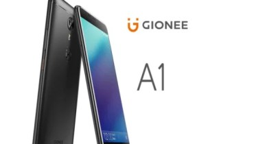 Gionee A1 Specifications, Price and pre-booking date