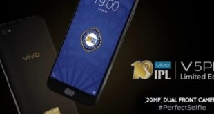 Vivo V5 Plus Indian Limited Edition Goes on Sale From April 10