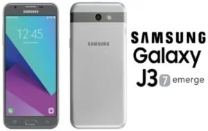 Samsung Galaxy J3 Emerge Specifications, Price and Release Date
