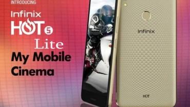 Infinix Hot 5 Lite Specifications, Price in Nigeria, Kenya and Ghana