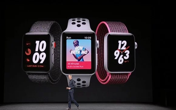 Apple Watch Series 3 LTE and Non LTE Features and Price