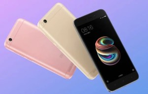 Xiaomi Redmi 5A Specifications, Price, Availability (Launched Oct 2017)