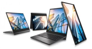 Dell Latitude 7285: The World's First Wireless Charging 2-in-1 Laptop
