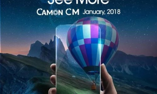 Tecno Camon CM Specifications and Price Revealed During the Launch