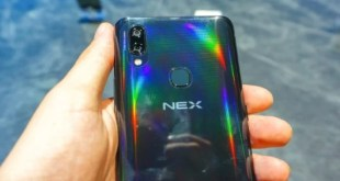 Vivo NEX S Specifications, Features, Price and Release Date