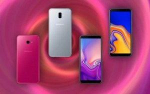Samsung Galaxy J4 Plus and J6 Plus Specifications, Features and Prices