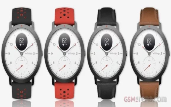 Withings Steel HR Sport Hybrid Smartwatch Features and Price