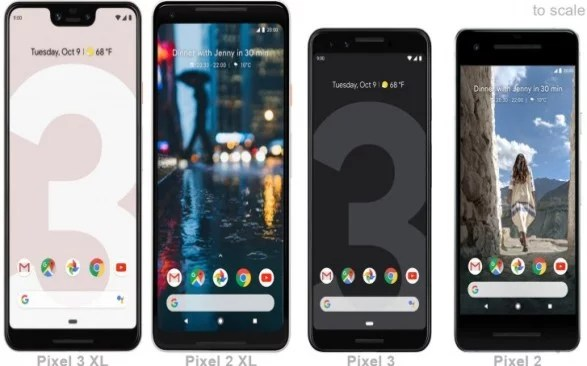 Google Pixel 3 and 3 XL Review, Price and Availability (US, UK and Europe)