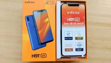 Infinix Hot 6X Specification, Features and Price (Nigeria, Ghana, Kenya)
