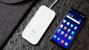 Meizu Zero: A Button-less Smartphone without Speaker and Charging Port
