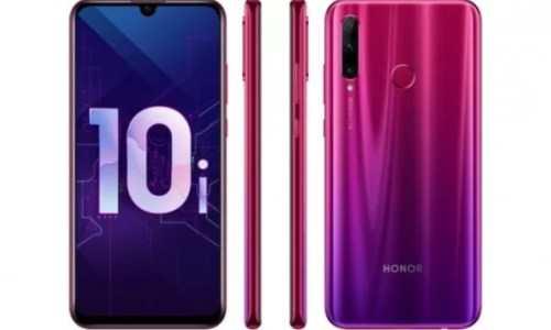 Huawei Honor 10i Unveiled in Russia: See Full Specification and Price