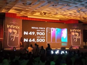 Infinix Hot S4 and Hot S4 Pro Price in Nigeria