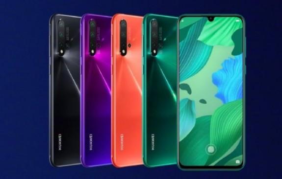 Huawei Nova 5, Nova 5 Pro, and Nova 5i; Full Specification and Price